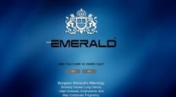 طراحی سایت بازرگانی امرال - Emeral