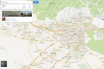 نسخه جدید تحت وب نقشه گوگل در دسترس همگان قرار گرفت | گوگل بالاخره دسترسی